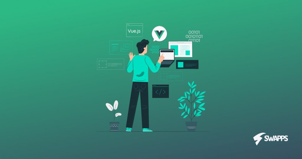 View JS in a different way: meet Vue