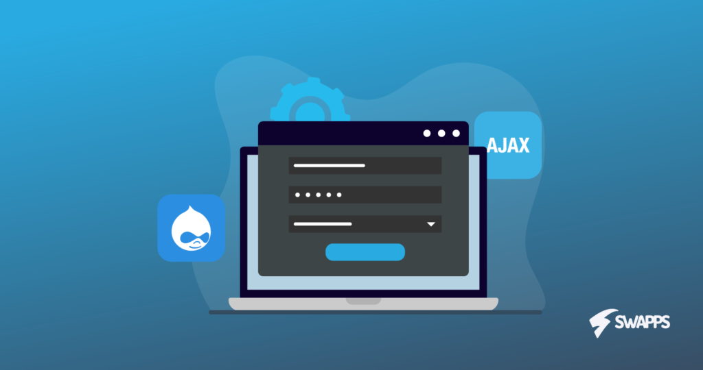 How to create an ajax form with drupal 7