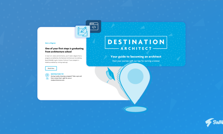 Introduce the blog post about Destination Architect Website Launch